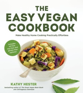 The Easy Vegan Cookbook | HealthySlowCooking.com