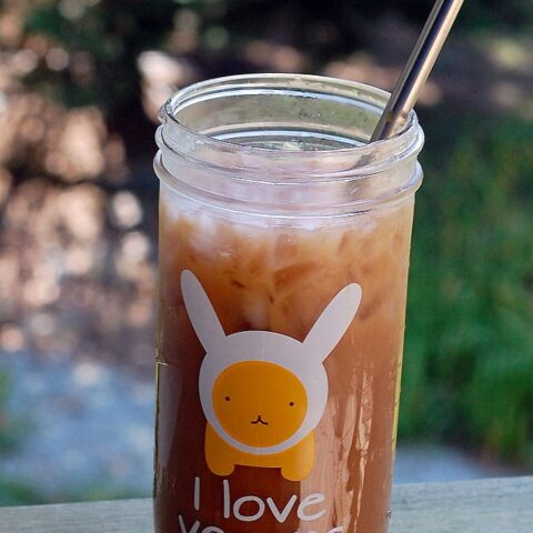 Iced Thai Tea Concentrate