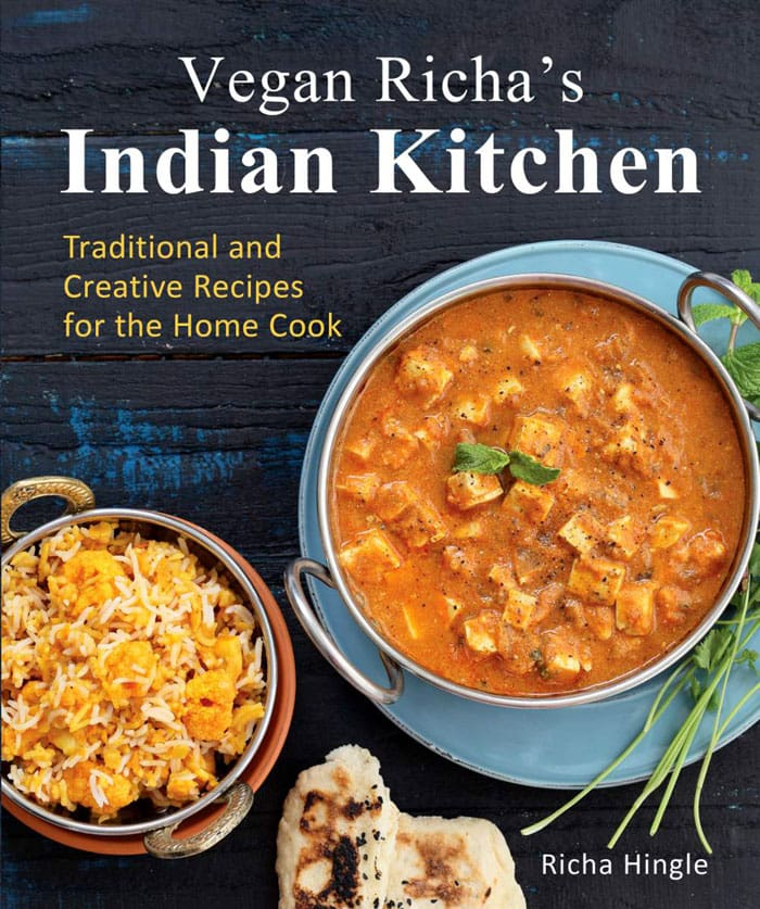 Vegan Richa's Indian Kitchen | Healthy Slow Cooking