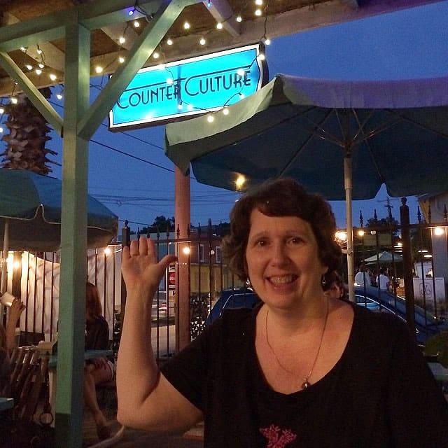 Susan Voisin at Counter Culture Austin