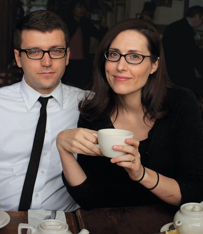 Annie & Dan Shannon