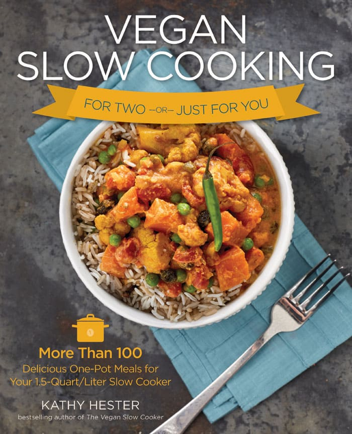 Vegan Slow Cooking for Two