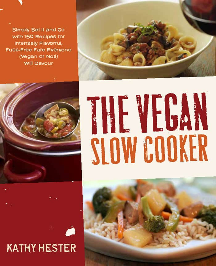 The Vegan Slow Cooker