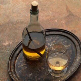 DIY Vanilla Brandy from Artisan Drinks