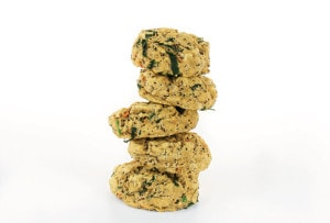 Veggie Quinoa Drop Biscuit from The Easy Vegan Cookbook
