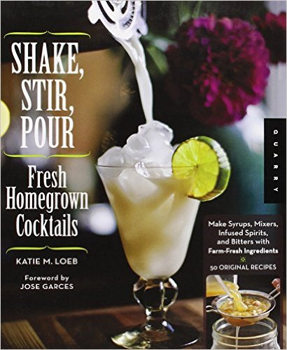 Mai Tai with Homemade Orgeat Syrup from Shake, Stir, Pour
