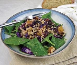 Autumn Salad from Everyday Vegan Eats