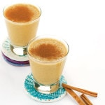 Sweet Potato Latte from The Easy Vegan Cookbook
