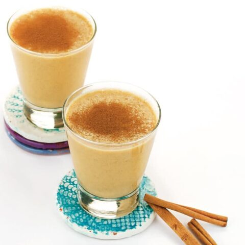 Sweet Potato Latte from The Easy Vegan Cookbook