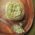 Kale Stem Pesto from The CSA Cookbook