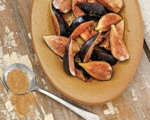 Warren Bobrow's Quick Balsamic Fig Shrub