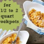 6 Vegan Slow Cooker Recipes for 2-Quart Crockpots