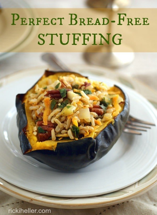Ricki Heller's Perfect Bread-Free Stuffing
