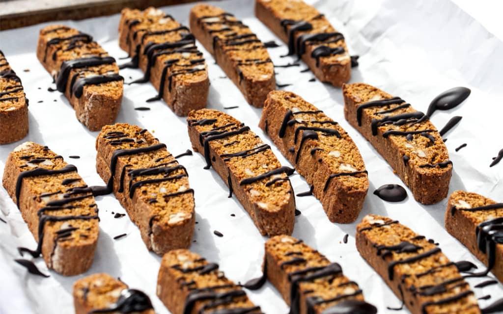 Peanut Butter Pecan Biscotti Recipes — Dishmaps