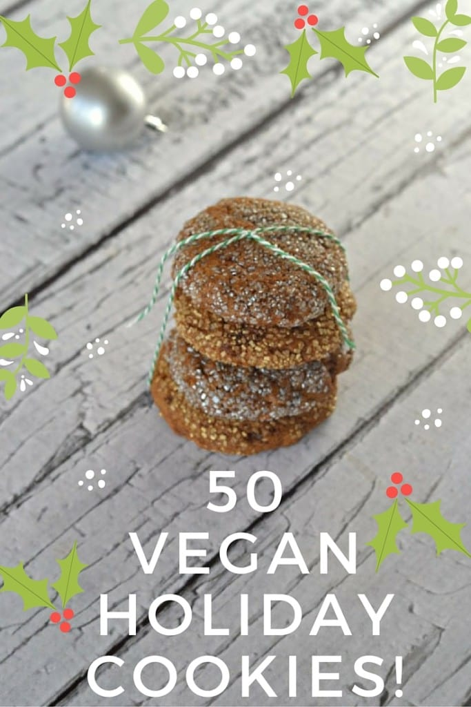 All the Vegan Holiday Cookies!