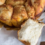 Slow Cooker Pull-Apart Pizza Rolls from The Make Ahead Vegan Cookbook