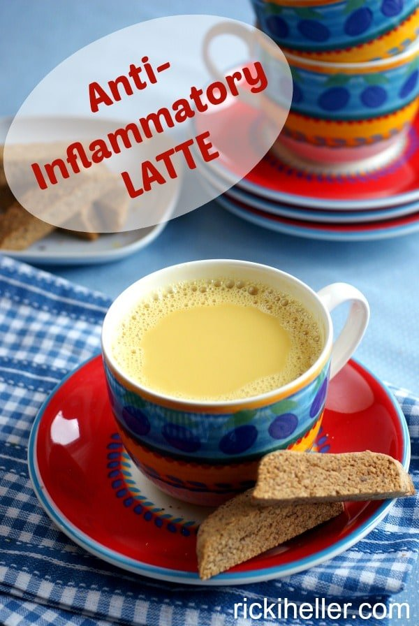 Anti-Inflammatory Latte