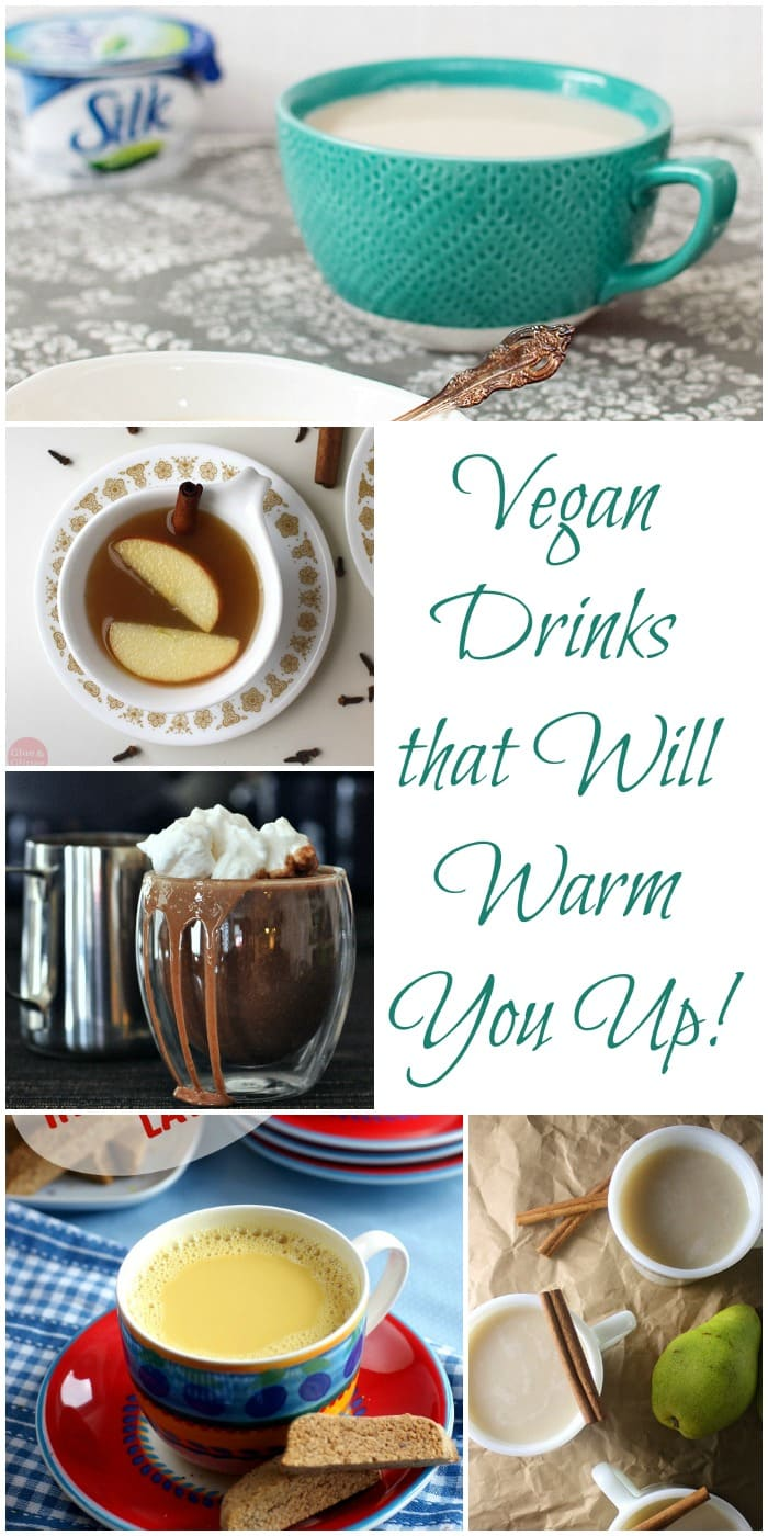 Keep the Chill Away with these Vegan Hot Drinks