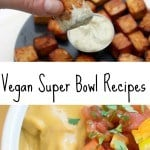 Vegan Super Bowl Recipes