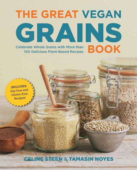 The Great Vegan Grains Book @QuartoCooks
