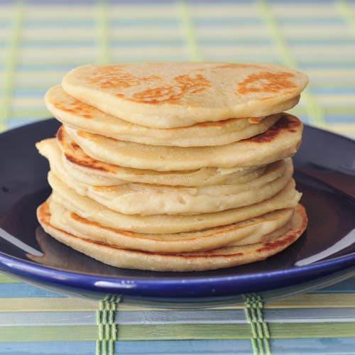 Spa Bettie's Sweet Cream Protein Pancakes