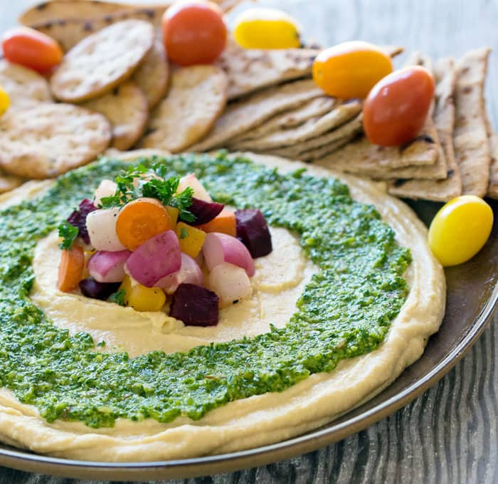 Sabra Hummus Saves the Day - Here's to the Unofficial Meal!