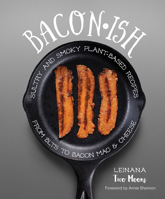 Review of Baconish and a Recipe for Vegan Coconut Bacon!