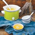 Vegan Slow Cooker Menu Plan for Two People Households