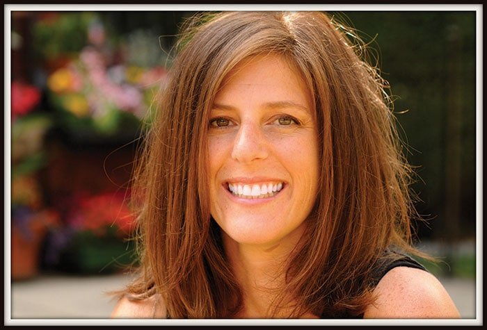 Kim Lutz, cookbook author and founder of Windy City Cocoa
