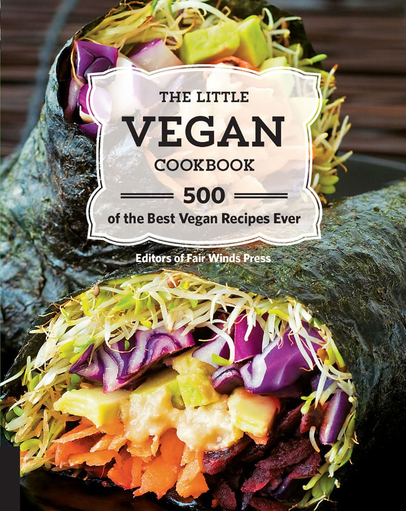The Little Vegan Cookbook