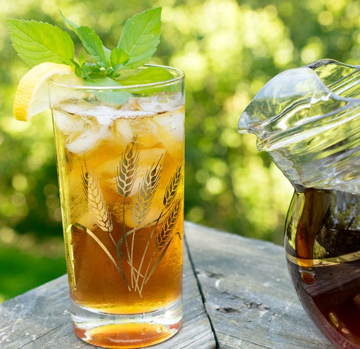 National Iced Tea Day Recipe Round-up