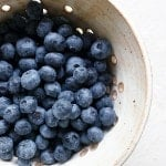 Vegan Blueberry Recipes for All Those Fresh Blueberries in Your Fridge!