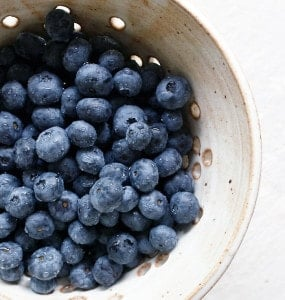 Vegan Blueberry Recipe Roundup for All Those Fresh Blueberries in Your Fridge!