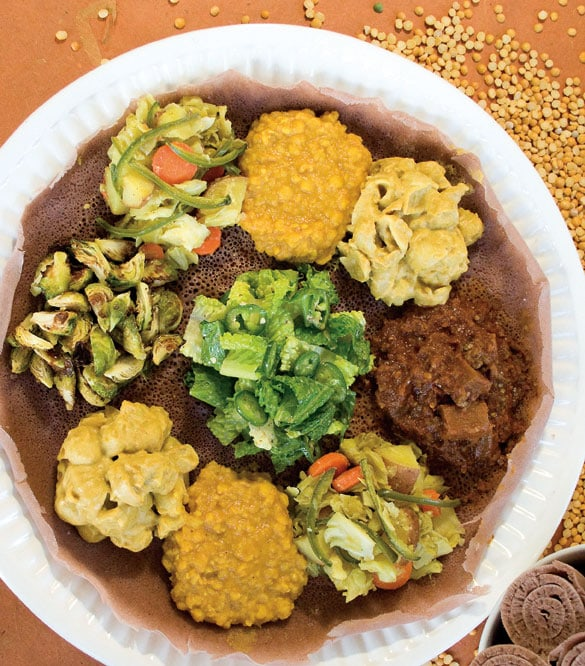 Vegan ethiopian recipes from teff love by kittee berns save forumfinder Image collections