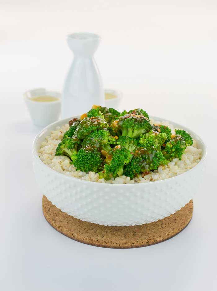 Break Up With Takeout Quick And Easy Vegan Broccoli With