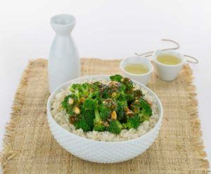 Break Up with Takeout: Quick and Easy Vegan Broccoli with Spicy Garlic Sauce Recipe