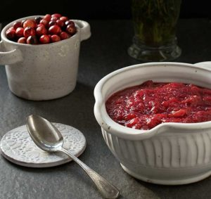 The Best Instant Pot Cranberry Sauce with A Touch of Apple Brandy