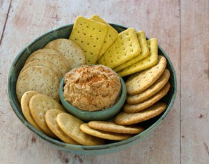 Easy Vegan Black-Eyed Pea Pecan Pate