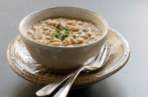 Vegan Instant Pot: Vegan Creamy Black-Eyed Peas