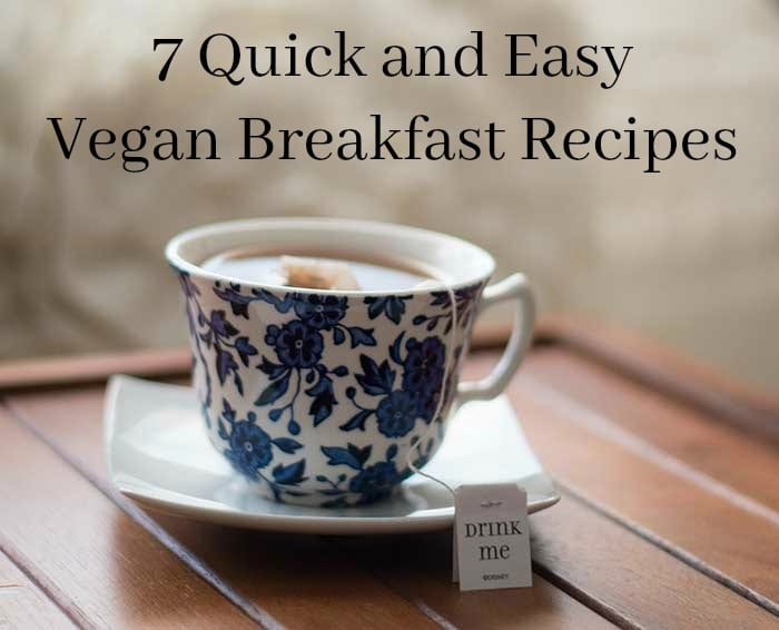 7 Quick and Easy Vegan Holiday Breakfast Recipes