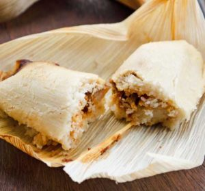 Potato Adobo Tamales from Vegan Tamales Unwrapped