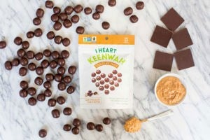 I Heart Keenwah's  Chocolate Puffs Vegan Valentine Giveaway!