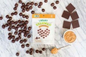I Heart Keenwah's  Chocolate Puffs Vegan Valentine Giveaway!