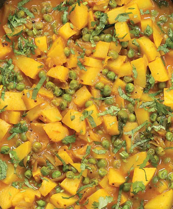 Vegan Richa's Bombay Potatoes