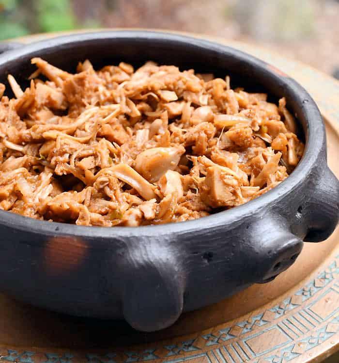 Instant Pot Chile Citrus Jackfruit Tacos and Bowls