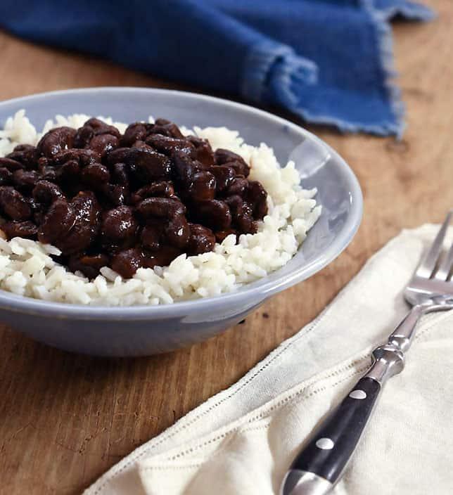 Heirloom Bean: San Franciscano Beans