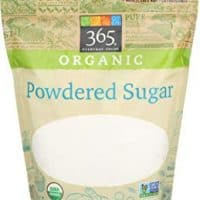 365 Everyday Value Organic Powdered Sugar, 24 Ounce