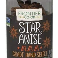 Frontier Natural Products Anise Star Select Whole, 0.64 Ounce