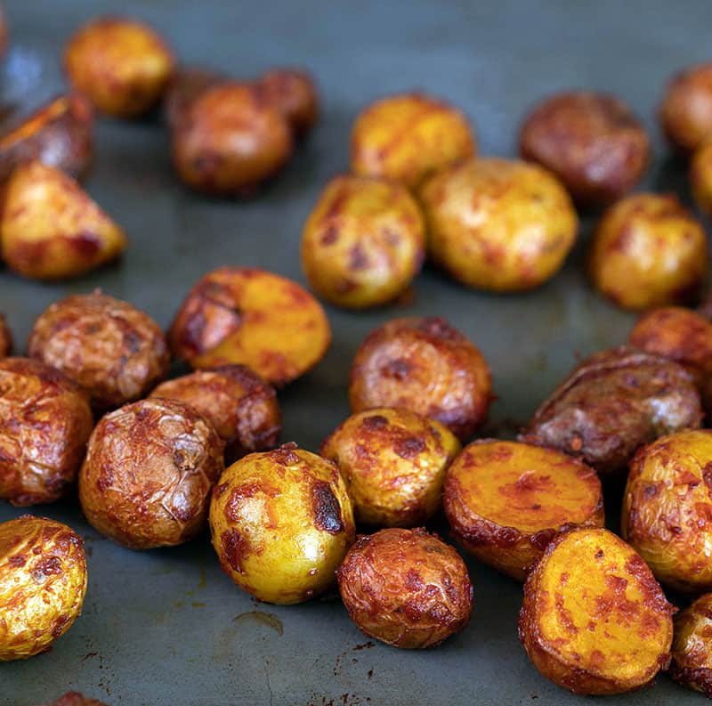 Chile Cumin Idaho® Potatoes