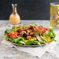 Chile Cumin Idaho® Potato Vegan Taco Salad